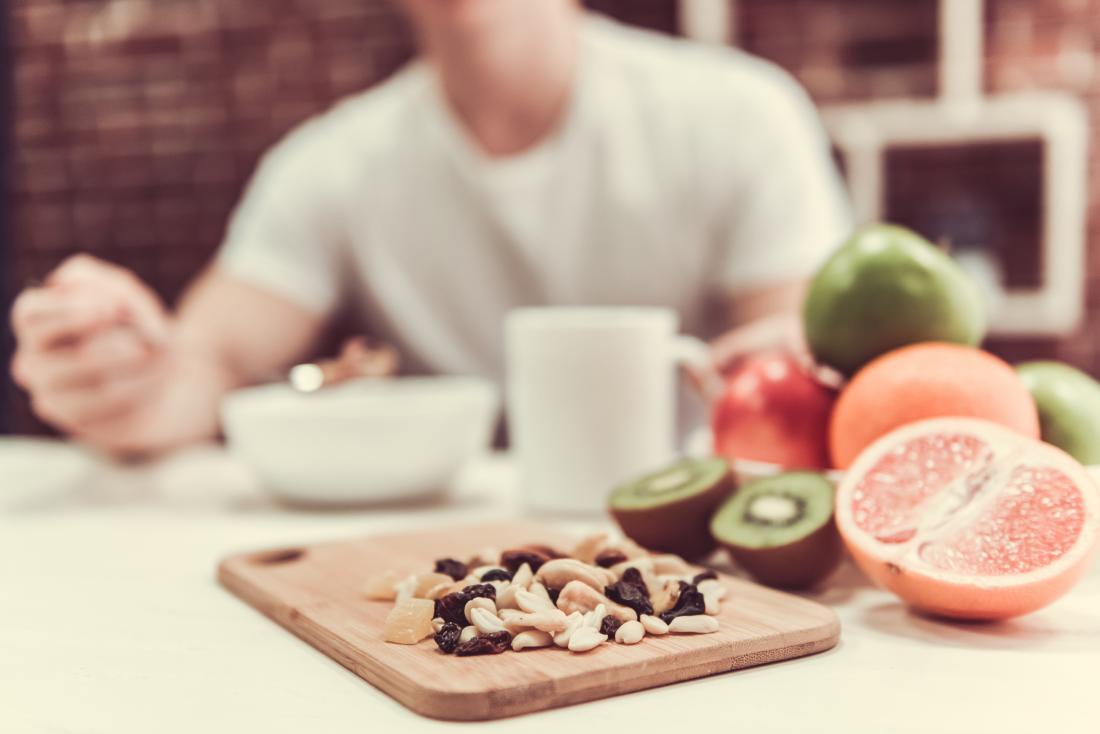 La función sexual de los hombres puede beneficiarse del consumo diario de nueces