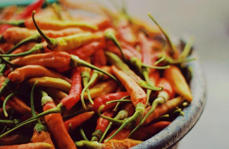 ¿Los alimentos picantes están relacionados con el riesgo de demencia?