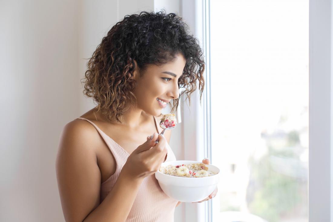 Una guía de alimentos bajos en grasa