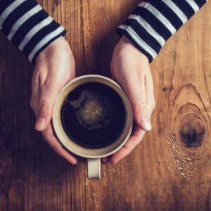Combatir la obesidad con una sola taza de café
