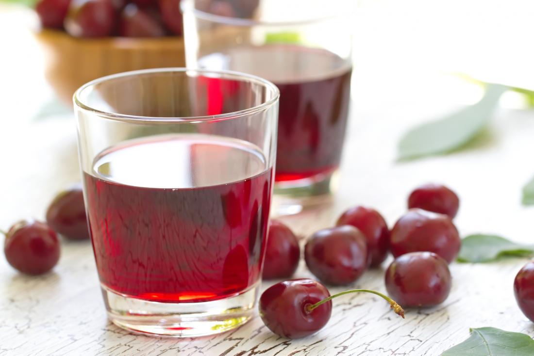 ¿El jugo de cereza puede mejorar la función cognitiva?