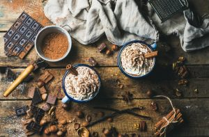 Las cáscaras de cacao pueden ayudar a prevenir la resistencia a la insulina inducida por la obesidad