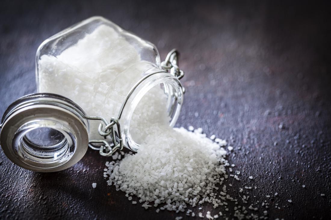 La dieta alta en sal bloquea el crecimiento de tumores en ratones