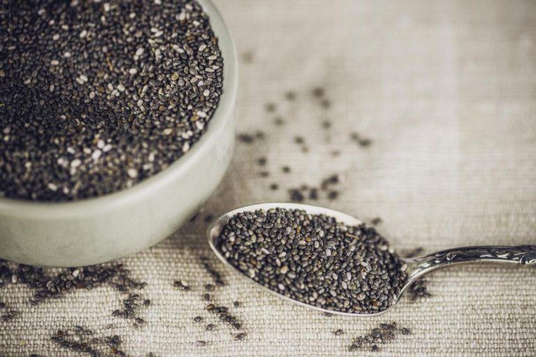 ¿Las semillas de chía son efectivas para perder peso?