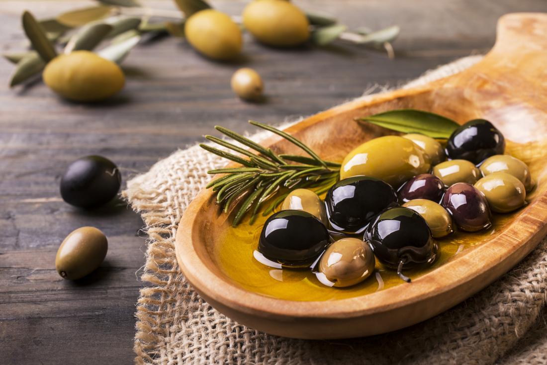 Aceitunas: Nutrición y beneficios para la salud