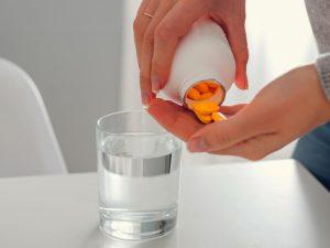 Vitaminas y suplementos para aumentar el flujo sanguíneo