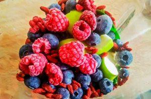 Las 8 bayas más sanas que puede comer