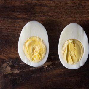 ¿Por cuánto tiempo son buenos los huevos duros?