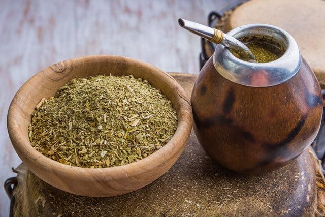 Yerba Mate y Té verde, potentes potenciadores de la energía vital