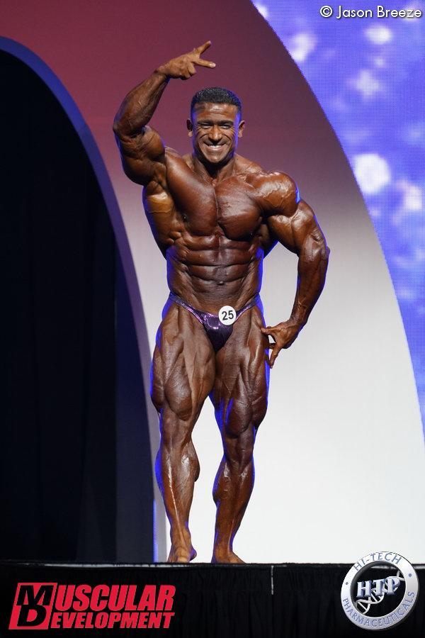 Kamal El Gargni, vainqueur en -212lbs