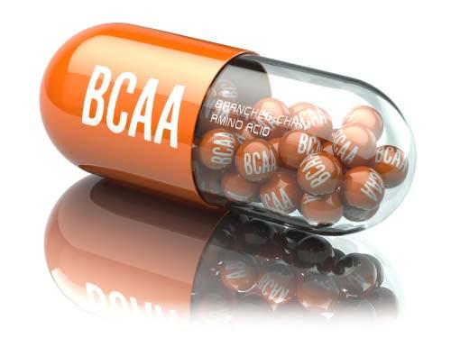 Les BCAA VS. les autres acides aminés