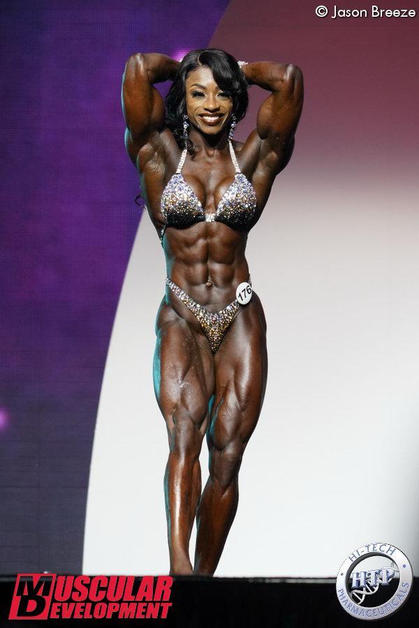 Shanique Grant, vainqueur en Women%image_alt%27s Physique