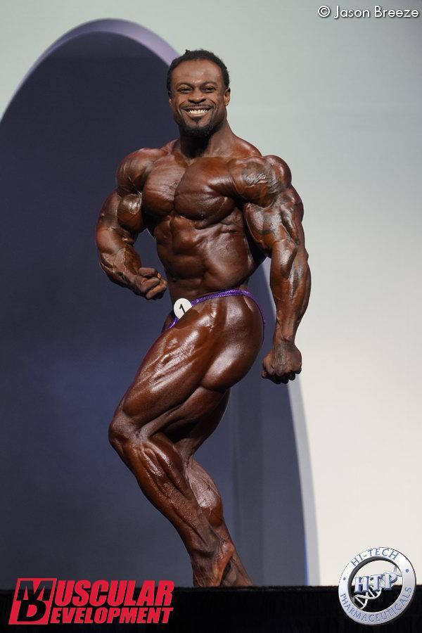 William Bonac, 2ème en catégorie Open