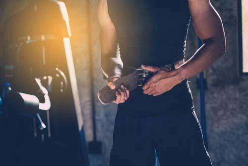 La ceinture de musculation contre le mal de dos