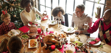 Profitez des fêtes en prise de masse