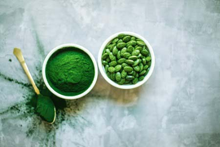 Le point sur la spiruline