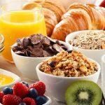 Un desayuno equilibrado
