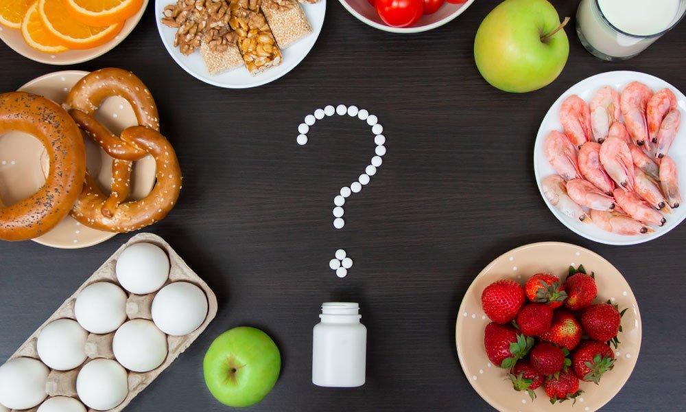 Alergias alimentarias – Mejores prácticas –