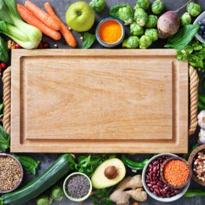 Conceptos básicos de alimentación saludable