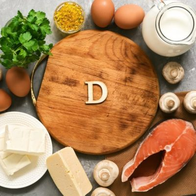 ¿Qué alimentos contienen más vitamina D?